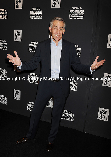 LAS VEGAS, NV - April 22: Director Steve Martino attends the Pioneer Dinner during 2015 CinemaCon at Caesars Palace on April 22, 2015 in Las Vegas, Nevada.