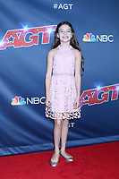 """LOS ANGELES - AUG 27:  Emanne Beasha at the """"America's Got Talent"""" Season 14 Live Show Red Carpet at the Dolby Theater on August 27, 2019 in Los Angeles, CA"""