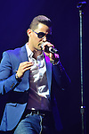 MIAMI, FL - FEBRUARY 14: Leoni Torres performs during  	<br /> Leoni Torres Y Sus Amigos With Special Guest Gente De Zona concert at James L. Knight Center on February 14, 2017 in Miami, Florida.  ( Photo by Johnny Louis / jlnphotography.com )