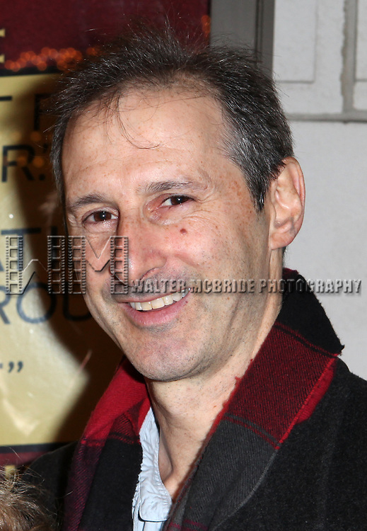 Rich Topal attending the Opening Night Performance of the Manhattan Theatre Club's 'The Other Side' at the Samuel J. Friedman Theatre in New York City on 1/10/2013