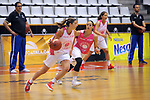 Catalunya vs Montenegro.<br /> Catalan Selection Training.<br /> Mariona Ortiz &amp; Nuria Martinez.