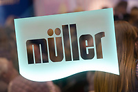 Muller sign<br /> &copy;Tim Scrivener Photographer 07850 303986<br />      ....Covering Agriculture In The UK....