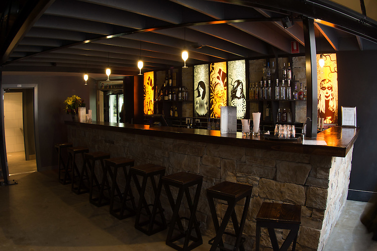 Bar Bushka, Peel Street Adelaide.