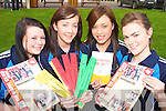 At the launch of the Killarney No Name club in the Brehon Hotel Wednesday evening was l-r: Niamh Collins, Denise Murphy, Emma Looney and Brid Kissane   Copyright Kerry's Eye 2008