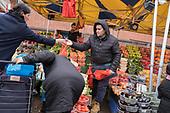 Ridley Road market, Dalston, Hackney.