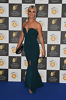 Sarah Jayne Dunn<br /> arriving for the RTS Awards 2019 at the Grosvenor House Hotel, London<br /> <br /> ©Ash Knotek  D3489  19/03/2019