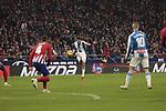 RCD Espanyol's Oscar Esau Duarte during La Liga match between Atletico de Madrid and RCD Espanyol at Wanda Metropolitano Stadium in Madrid, Spain. December 22, 2018. (ALTERPHOTOS/A. Perez Meca)