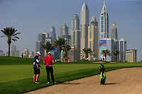 Haydn Porteous (RSA) on the 8th fairway during Round 2 of the Omega Dubai Desert Classic, Emirates Golf Club, Dubai,  United Arab Emirates. 25/01/2019<br /> Picture: Golffile | Thos Caffrey<br /> <br /> <br /> All photo usage must carry mandatory copyright credit (© Golffile | Thos Caffrey)