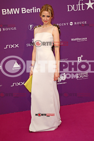 "Eva Padberg (dress: Kilian Kerner) attending the ""Duftstars 2012 - German Perfume Award"" held at the Tempodrom in Berlin, Germany, 04.05.2012..Credit: Semmer/face to face /MediaPunch Inc. ***FOR USA ONLY***"