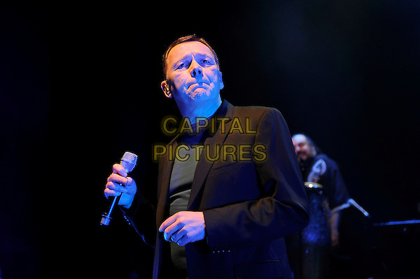 LONDON, ENGLAND - April 15: Duncan Campbell of UB40 performs in concert at Shepherd's Bush Empire on April 15, 2014 in London, England<br /> CAP/MAR<br /> &copy; Martin Harris/Capital Pictures