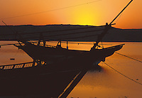 Traditional Dhows, Sur is a capital city of Ash Sharqiyah North Governorate, northeastern Oman