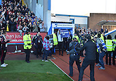 02/05/16 Sky Bet League Championship  Burnley v QPR<br /> Sean Dyche leads the post match celebrations