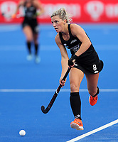 Gemma McCaw during the Pro League Hockey match between the Blacksticks women and Argentina, Nga Punawai, Christchurch, New Zealand, Sunday 1 March 2020. Photo: Simon Watts/www.bwmedia.co.nz