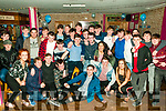 Double 18th Birthdays: Padraigh Hunt, Ballygarrett, Listowel & Patrick Carmody, Moyvane celebrating their 18th birthdays together at Christy's Bar, Listowel on Saturday night last.