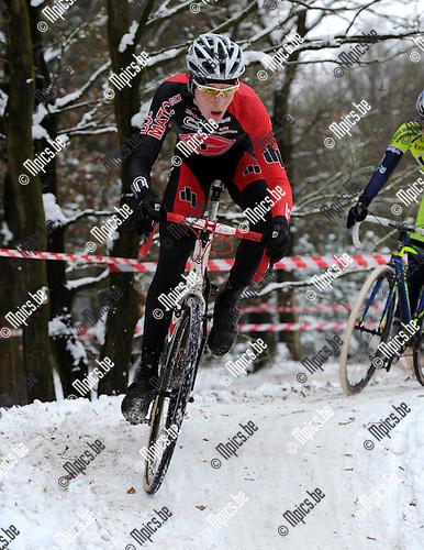 2010-12-04 / Veldrijden / seizoen 2010-2011 / Tim Merlier..Foto: Mpics