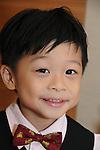 Taiwanese Wedding -- Flower boy.