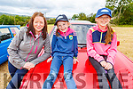 Enjoying the day at the Vintage Rally in Kilflynn on Sunday<br /> L to r: Sam, Abbie and Hayley McElligott (Listowel).