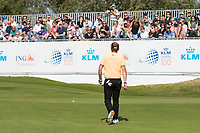 Joost Luiten (NED) in action on the 13th hole during the final round at the KLM Open, The International, Amsterdam, Badhoevedorp, Netherlands. 15/09/19.<br /> Picture Stefano Di Maria / Golffile.ie<br /> <br /> All photo usage must carry mandatory copyright credit (© Golffile | Stefano Di Maria)