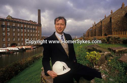 Rod Hackney architect Macclesfield, Cheshire UK. 1980s