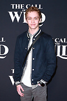 HOLLYWOOD, CA - FEBRUARY 13; Gavin Lewis at The Call Of The Wild World Premiere on February 13, 2020 at El Capitan Theater in Hollywood, California. Credit: Tony Forte/MediaPunch