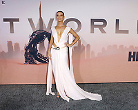 """LOS ANGELES - MAR 5:  Angela Serafyan at the """"Westworld"""" Season 3 Premiere at the TCL Chinese Theater IMAX on March 5, 2020 in Los Angeles, CA"""
