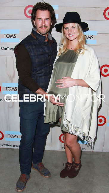 CULVER CITY, LOS ANGELES, CA, USA - NOVEMBER 12: Blake Mycoskie, Heather Mycoskie arrive at the TOMS For Target Launch Event held at the Book Bindery on November 12, 2014 in Culver City, Los Angeles, California, United States. (Photo by David Acosta/Celebrity Monitor)