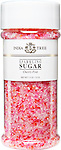 10206 Cherry Pink Sparkling Sugar, Tall Jar 7.5 oz