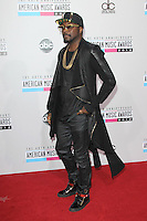 LOS ANGELES, CA - NOVEMBER 18: Will.i.am at the 40th American Music Awards held at Nokia Theatre L.A. Live on November 18, 2012 in Los Angeles, California. Credit: mpi20/MediaPunch Inc. NortePhoto