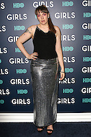 www.acepixs.com<br /> <br /> February 2 2017, New York City<br /> <br /> Actress Lena Dunham arriving at the the New York premiere of the sixth and final season of 'Girls' at the Alice Tully Hall, Lincoln Center on February 2, 2017 in New York City.<br /> <br /> By Line: Nancy Rivera/ACE Pictures<br /> <br /> <br /> ACE Pictures Inc<br /> Tel: 6467670430<br /> Email: info@acepixs.com<br /> www.acepixs.com