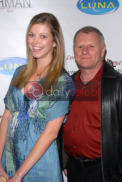 """Hilary Barraford and Gordon Clapp<br /> at the 6th Annual Los Angeles Women's Int'l Film Festival Opening Night Benefit Screening of """"Serious Moonlight,"""" The Libertine, West Hollywood, CA. 03-26-10<br /> David Edwards/DailyCeleb.com 818-249-4998"""
