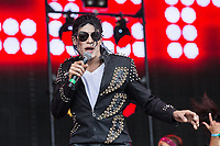 Thriller Live perform at Rewind South Festival 2017 at Temple Island Meadows, Henley-on-Thames, England on 19 August 2017. Photo by David Horn/PRiME Media Images