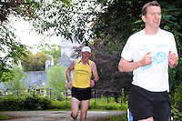 7-6-2015: Michael O'Connor pictured running in the first Killarney parkrun in Muckross, Killarney on Saturday.  The free weekly recreational runs which will now take place every Saturday morning throughout the year at 9.30am have been sweeping Ireland and Killarney is the 30th location in the country. Alan Ryan, Event Director said that &ldquo;All parkruns start at 9:30am in every location and are targeted at recreational runners.  In fact you can walk, jog, run, walk the dog or push a buggy.  It&rsquo;s what you make of it that counts and it&rsquo;s all very welcoming and friendly.  Killarney parkrun&rsquo;s starting point is within Muckross House Car Park, opposite the Muckross Traditional Farms.&rdquo; More information on www.parkrun.ie<br /> Picture by Don MacMonagle<br /> <br /> Repro free photo from Kerry County Council<br /> <br /> Further inforamtion from Cora Carrigg, Co-ordinator Kerry Recreation and Sports Partnership<br /> Email: cora.carrigg@kerrycoco.ie <br /> Phone: 066-7184776