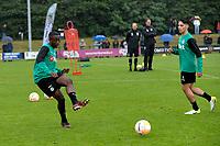 HAREN - Voetbal, Eerste training FC Groningen, Sportpark de Koepel, seizoen 2018-2019, 24-06-2018,  FC Groningen speler Ahmad Mendes Moreira