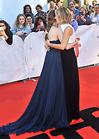 12 September  2018 - Toronto, Ontario, Canada. Taissa Farmiga, Elizabeth Chomko. &quot;What They Had&quot; Premiere - 2018 Toronto International Film Festival at the Roy Thomson Hall. <br /> CAP/ADM/BPC<br /> &copy;BPC/ADM/Capital Pictures