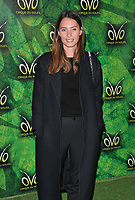Ella Mills ( nee Woodward ) at the OVO by Cirque du Soleil press night, Royal Albert Hall, Kensington Gore, London, England, UK, on Wednesday 10 January 2018.<br /> CAP/CAN<br /> &copy;CAN/Capital Pictures
