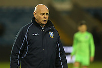 Sheffield Wednesday Coach, Steve Agnew during Millwall vs Sheffield Wednesday, Sky Bet EFL Championship Football at The Den on 12th February 2019