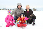 The Byrne Family at the Goal Mile on St. Stephens Day...(Photo credit should read Jenny Matthews www.newsfile.ie)....This Picture has been sent you under the conditions enclosed by:.Newsfile Ltd..The Studio,.Millmount Abbey,.Drogheda,.Co Meath..Ireland..Tel: +353(0)41-9871240.Fax: +353(0)41-9871260.GSM: +353(0)86-2500958.email: pictures@newsfile.ie.www.newsfile.ie.