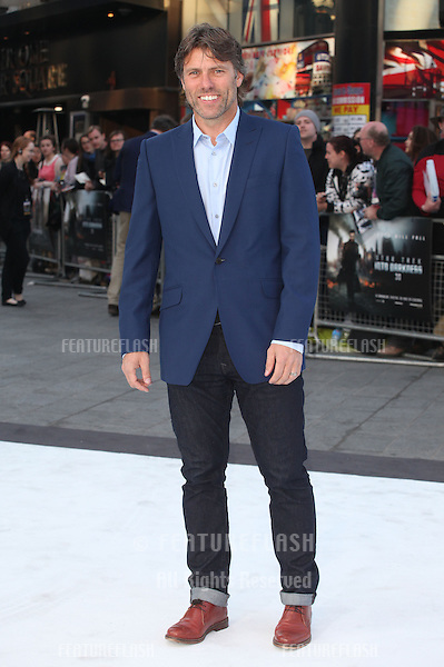 John Bishop arriving for the UK premiere of 'Star Trek Into Darkness' at The Empire Cinema, London. 02/05/2013 Picture by: Alexandra Glen / Featureflash