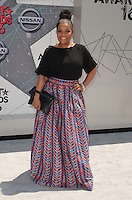 LOS ANGELES, CA - JUNE 26: Yvette Nicole Brown at the 2016 BET Awards at the Microsoft Theater on June 26, 2016 in Los Angeles, California. Credit: David Edwards/MediaPunch