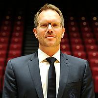 GRONINGEN - Basketbal, presentatie Donar, seizoen 20-17-2018, 30-10-2017,  Donar coach Erik Braal