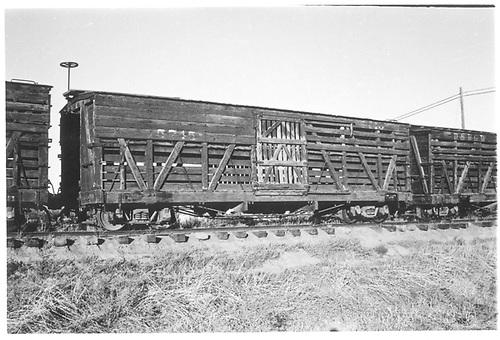 Stock car #5745.<br /> D&amp;RGW