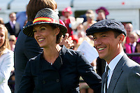 Ladies Day at Newmarket Racecourse