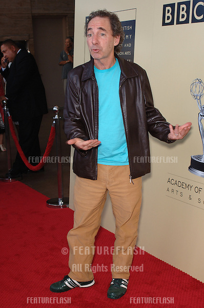 Actor HARRY SHEARER at the BAFTA/LA & Academy of TV Arts & Sciences 3rd Annual Tea Party honoring Emmy nominees..September 17, 2005  Los Angeles, CA..© 2005 Paul Smith / Featureflash