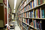 Before: Existing National Design Library Stacks. Photo: Aniphase.