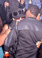 MIAMI, FL - NOVEMBER 21: Red Cafe and P. Diddy aka Sean Combs celebrates Thanksgiving at at Bamboo Miami on November 21, 2012 in Miami, Florida. © MPI10/MediaPunch Inc /NortePhoto
