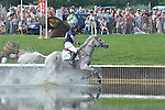 Pictures taken during the Cross Country phase of the 2011 Mitsubishi Motors Badminton Horse Trials