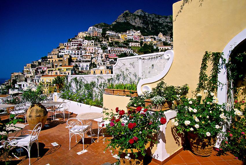 Hotel Le Sirenuse Positano Amalfi Coast Italy Blaine