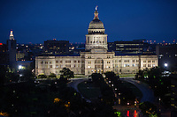 The Texas State Capitol hallowed grounds make any Texan heart swell with pride. Be sure to take a tour of the grounds. They meet near the rotunda in the center. It really is necessary in order to take in the breadth of history there is in the building. The grounds are impeccably maintained, and filled with the coolest monuments to great Texans.
