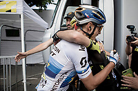 Simon Yates (GBR/Mitchelton-Scott) wins stage 12<br /> <br /> Stage 12: Toulouse to Bagnères-de-Bigorre (209km)<br /> 106th Tour de France 2019 (2.UWT)<br /> <br /> ©kramon