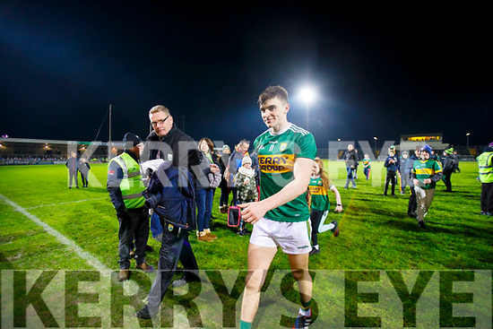 Kerry Players after the Allianz Football League Division 1 Round 3 match between Kerry and Dublin at Austin Stack Park in Tralee, Kerry on Saturday night.